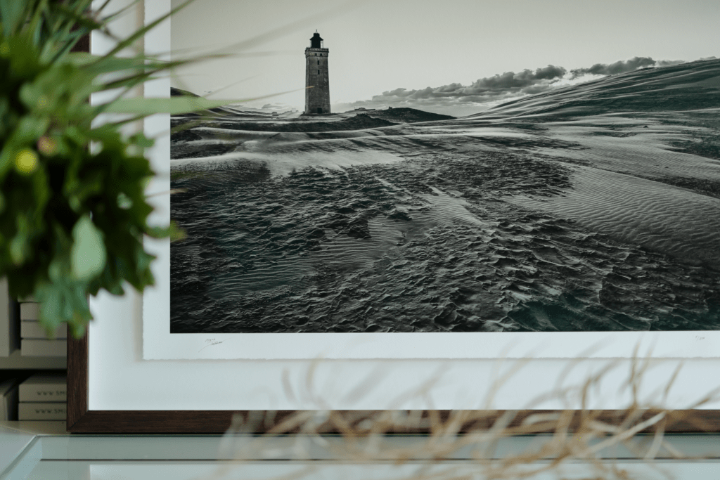 framed Rubjerg_PhotoRagDeckleEdges